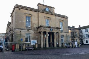 Retail units and office spaces up for grabs at Mansfield's old Town Hall