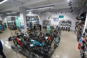 New Evans Cycles shop opens in Shirebrook this weekend