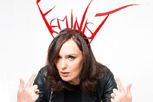 See The Guilty Feminist live on stage at Royal Concert Hall