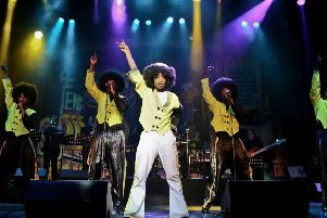 Book now to see Magic Of Motown at Motorpoint Arena Nottingham