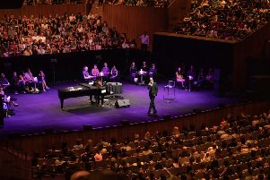 Multi-talented Nick Cave appears at Nottingham Royal Concert Hall soon