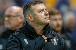 Mansfield Town move for two new strikers