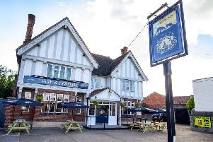 The Hare and Hounds Pub, Warsop