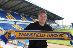 Signing Andy Cook does not mean I'll go route one says Mansfield Town boss John Dempster