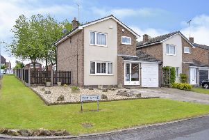 The property is on The Mynd in Mansfield Woodhouse.