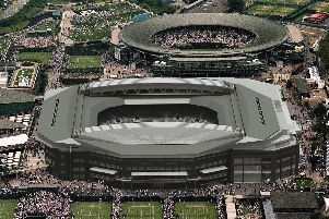 Wimbledon will soon crown two new champions.