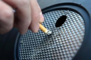 The number of smokers in Mansfield and Ashfield is falling.