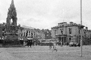 1969 Mansfield Market Place.