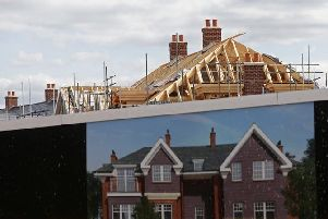 More new homes are being built in Mansfield but fewer in Ashfield