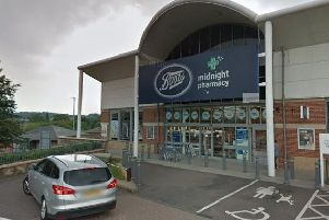 Boots in Mansfield