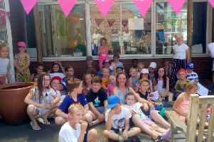 Pupils from four different schools took part in the holiday club