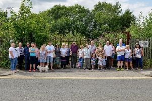 Residents and councillors are objecting to plans for a possible traveller site on Baums Lane, Mansfield