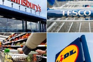 Mansfield supermarket opening hours for bank holiday Monday