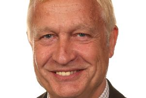 Coun Tony Harper, chairman of the adult social care and public health committee at Nottinghamshire County Council.