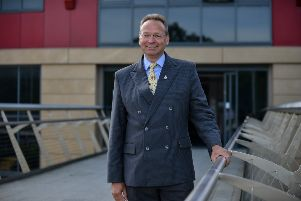 Vision West Notts College Principal Andrew Cropley