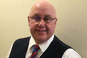 Coun Mick Barton, Mansfield Independents leader