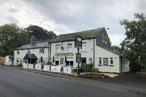 The Stags Head has won a national award for being family-friendly. So we tried that out with two ravenous 95-year-olds.