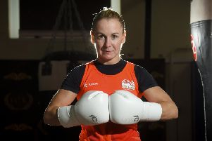 Preston boxer Lisa Whiteside