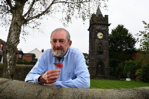 Cen Jaynes wants to honour soldiers in his area