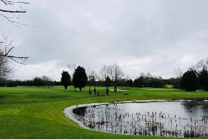 The current 9-hole course at The Laurels at Charnock Richard (Image: submit)