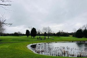 The current nine-hole course at The Laurels at Charnock (Image: submit)