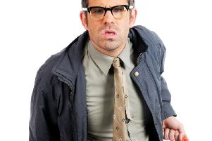 Angelos Epithemiou comes to  The Comedy Station, Blackpool