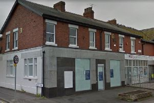 The former RBS bank is being converted into a restaurant.
