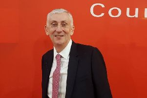 Sir Lindsay Hoyle MP has been elected to represent Chorley for a seventh time (Image: JPIMedia)