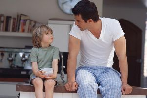 What's the most difficult question you've been asked by your child?