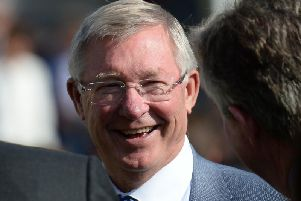 Sir Alex Ferguson has had emergency surgery, Man Utd said (Picture: Anna Gowthorpe/PA Wire)