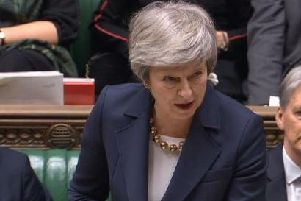 Prime Minister Theresa May will face a vote of no confidence tonight
