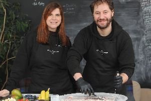 Becky and Iain are The Ice Alchemists