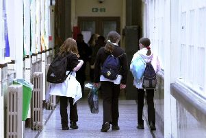 Secondary school places are announced today