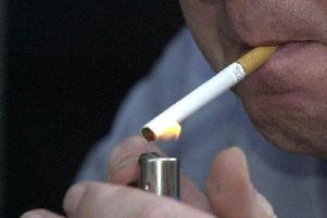 One in two people quit efforts to give up smoking after on session