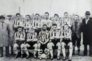 Chorley FC during the 1961/62 season