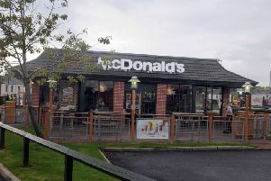 McDonald's in Leyland