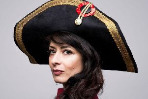 Shappi Khorsandi comes to Chorley Little Theatre on Thursday, May 16