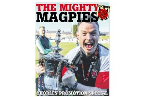 Chorley FC promotion special