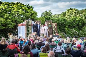 Theatre in the Park is returning to Chorley