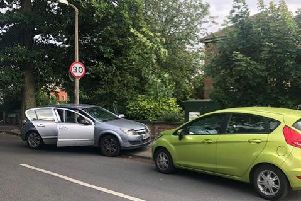 Men flee scene after crash in Penwortham