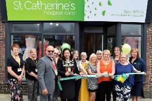 New charity shop now open for business