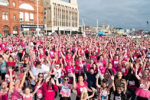 CRUK Race for life Blackpool