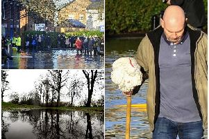 The Boxing Day floods in 2015 devastated areas in and around Preston