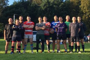 Lancashire Police will be taking on their Yorkshire counterparts in a charity rugby match