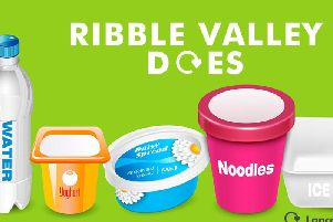 Households in Ribble Valley can now recycle pots, tubs and trays