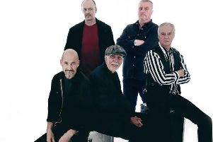 Lindisfarne are back to the Grand with a classic five-piece line up of long-time members