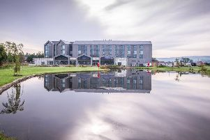 The rear of the Crow Wood Hotel and Spa Resort. Photo: Andy Ford for the Burnley Brand team.
