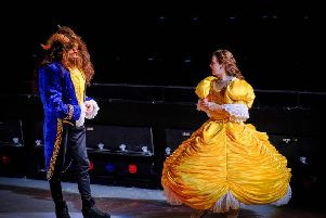 Beauty and the Beast at Blackpool Pleasure Beach Arena