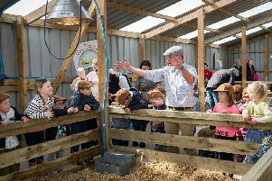The Dowson family have a passion for farming and education