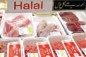 Halal meat is supplied to 27 schools by the councils catering service,